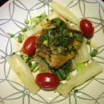 Cassava (Yuca) & Salmon Salad Recipe