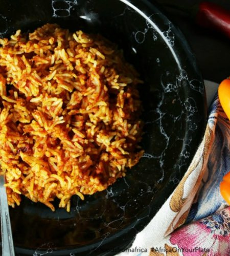west african basmati jollof rice