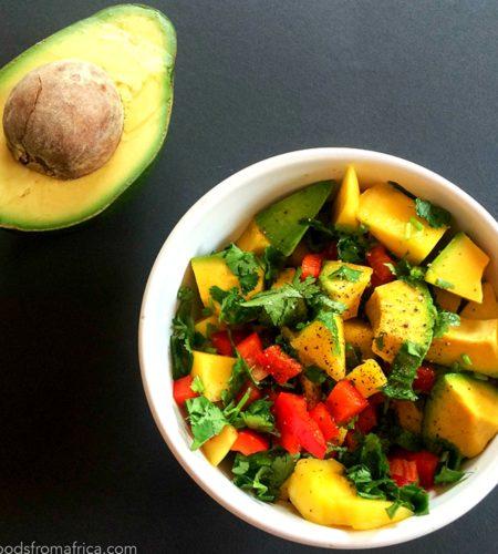 african-mango-avocado-salsa