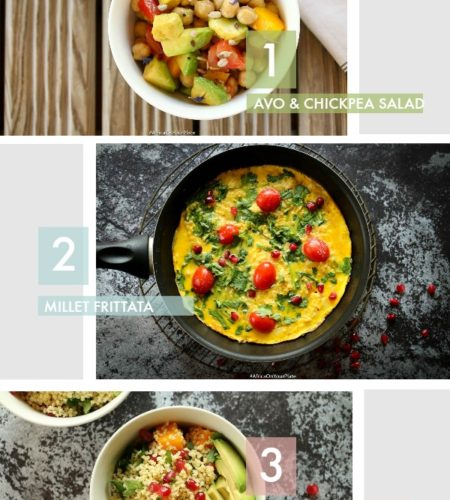 5-day meal plan - African traditional diet